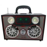 Wholesale Woodiness Sound Box with FM Radio (UK-31B) from china suppliers