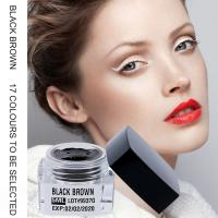 Wholesale Micropigmentation Black Brown Semi Permanent Makeup Pigments for Manual Eyebrow Tattoo from china suppliers