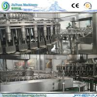 Wholesale Small 304 welded carbonated drink filling machine 3000kg Weight from china suppliers