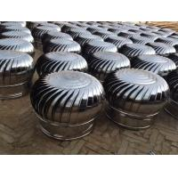 Wholesale 20inch Industrial Wind Powered Roof Turbine Ventilator from china suppliers
