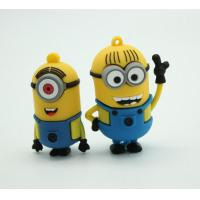 Wholesale Personalised Custom Cartoon Soft PVC USB Flash Disk Drive from china suppliers