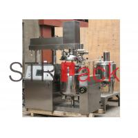 Wholesale 200L Vacuum homogenizing emulsifying equipment for chemical 0 - 3500min / r from china suppliers
