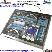 Wholesale 1024 DMX Lighting Controller Wedding Stage Lighting Controller from china suppliers