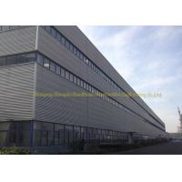 Wholesale DIN GB JIS Durable Multi Floor Building Hot Dip Galvanized C / Z Channel Steel from china suppliers