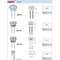 Quality Sanitary ware :Top Mount Button of Toilet Tank Fitting for sale