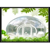 Wholesale Wearproof Inflatable Bubble House with Plato High Transparent Material from china suppliers