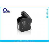 Wholesale Dual USB Car Wall Charger Socket Adaptor , Multi Port Usb Charger For Car from china suppliers