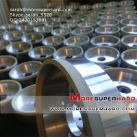 Wholesale 6A2 vitrified diamond/cbn cup  grinding wheel for ceramic  sarah@moresuperhard.com from china suppliers