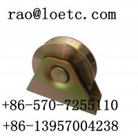 Buy cheap pulley wheels with bearings from wholesalers