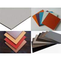 Wholesale Outdoor Aluminum Composite Panel For Interior and Exterior Walls , Ceilings Decoration from china suppliers