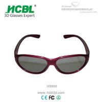 Wholesale Disney Digital 3d passive glasses , pictures porn polarised 3d glasses from china suppliers