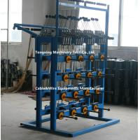 Wholesale 32 bobbins pay-off stand from china suppliers