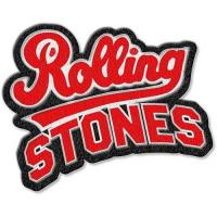 Wholesale Rolling Stones Team Logo Iron On Embroidered Patches from china suppliers