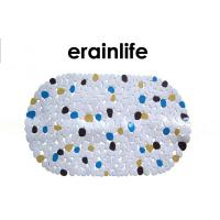 Wholesale REACH Bathroom Patterned Bath Mats PVC / PE material ERBM-0001 from china suppliers
