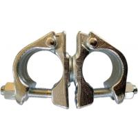 China Scaffolding German Drop Forged Half Swivel & Double Fix Tube Coupler on sale