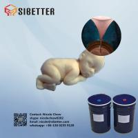 Medical Grade Lifecasting RTV Liquid Silicone Rubber for Rubber Baby Doll
