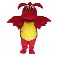 Wholesale Adult cartoon characters Dinosours animal costumes mascot costumes from china suppliers