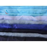Wholesale solid color voile fabric for moslem' s veil from china suppliers