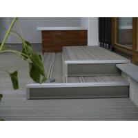 Wholesale Mothproof WPC Decking Flooring Eco-friendly For Indoor Decoration from china suppliers