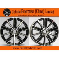 Wholesale 18 Inch Gun Metal Machined European Wheel OEM Cap Aluminum Alloy A356.2 from china suppliers