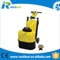 Buy cheap wet and dry concrete floor grinder polisher from wholesalers