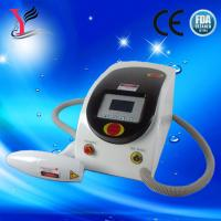 Wholesale Skin rejuvenation and freckles removal 1064 nm 532nm nd yag laser equipment from china suppliers