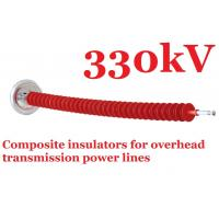 Wholesale EHV AC Composite Polymer Insulator 330 kV For Electricity Transmission Lines from china suppliers