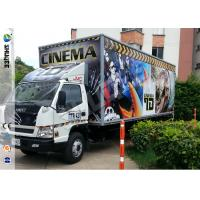 Wholesale Mobile Truck 7d Simulator 7D Cinema System With Electronic Hydraulic Motion Seats from china suppliers