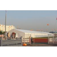 Wholesale Luxury Wedding Marquees White , Custom Canopy Tents With Attractive Appearance from china suppliers