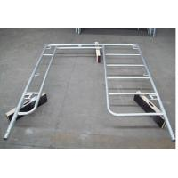 Wholesale Welded Light Duty H Frame Scaffolding System Door Walk Through Type from china suppliers