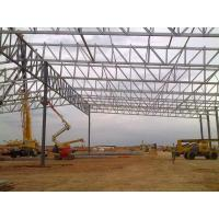 Wholesale Long span galvanized light steel framed structure agricultural buildings steel shed from china suppliers