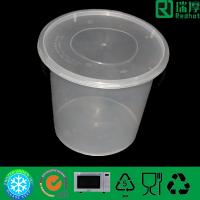 Microwaveable Plastic Food Container 2000ml