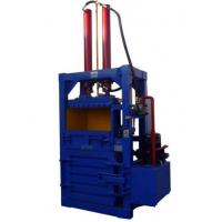 Wholesale 25 Tons Paper Baler Machine Built - In Cabinet Tied Belay Preset Slots from china suppliers