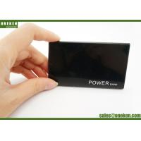 Wholesale 2000mA Pocket Phone Charger Ultra Slim Power Bank Lithium polymer battery from china suppliers