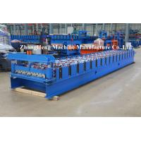 Wholesale 0.3mm - 0.8mm Thickness Roof Panel / Sheet Forming Machine Double Layer SGS from china suppliers