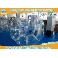Buy cheap New design Wholesale bubble soccer ball giant human football bubble soccer inflatable fighting ball from wholesalers