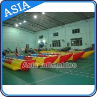 Wholesale Water Sleds Banana Inflatable Boats Heavy Duty For 6 Passengers Water Games from china suppliers