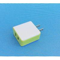 Wholesale Level 6  5V 2.1A  dual  usb charger  UL CE FCC ROHS GS PSE SAA EMC LVD  certificate from china suppliers
