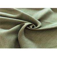 China 2/2 Twill Style Fade Proof Outdoor Fabric , Soft Breathable Fabric For Sports Cloths for sale