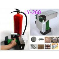 Wholesale carton box handheld inkjet printer/LY-260/automatic numbering machine from china suppliers