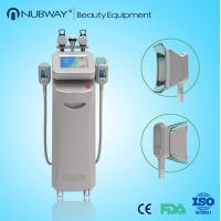 Wholesale Vacuum Cavitation Weight Loss rf cryolipolys Slimming Machine With Water Cooling from china suppliers