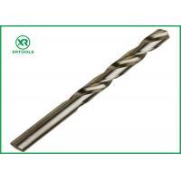 Wholesale Bright Finish HSS Drill Bits For Hardened Steel DIN 338 Straight Shank Left Hand from china suppliers
