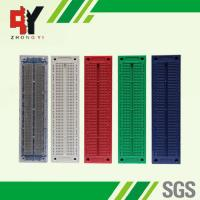 Wholesale White Printed Circuit Board Solderless Breadboard 2.54mm Pitch from china suppliers