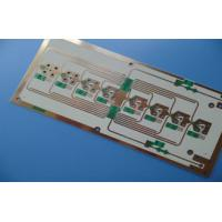 Buy cheap Rogers Ro4350 Board Rogers PCB Applied For Anti Collision Of Cars from wholesalers