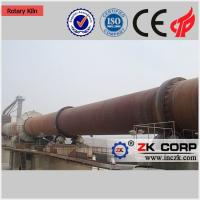 Wholesale Calcination of Limestone in Rotary Kiln / Rotary Kiln Limestone Plant from china suppliers