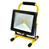 Quality 20W Portable High Powered Rechargeable Led Work Light , battery powered led flood lights for sale