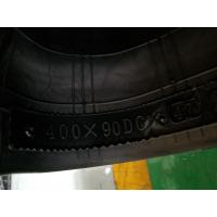 Quality 400mm Rubber Track (400*90*47) for Kubota Harvester Two Patterns for sale