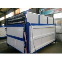 Wholesale Bullet - Proof Five Layers Glass Laminating Equipment 2000x3000mm Stable operation from china suppliers