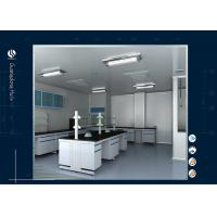 Wholesale Electrical Installation  Laboratory Furniture Systems Centre Bench With Sink And Faucet from china suppliers