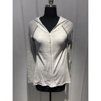 Buy cheap Womens Cardigan Sweaters With Hood , Women'S Zip Front Cardigan Sweater from wholesalers